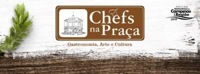 chefs na praça